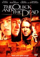 The Quick and the Dead - DVD movie cover (xs thumbnail)