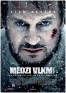 The Grey - Slovak Movie Poster (xs thumbnail)