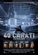 Man on a Ledge - Italian Movie Poster (xs thumbnail)
