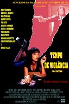 Pulp Fiction - Brazilian Movie Poster (xs thumbnail)