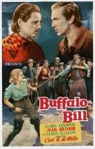 The Plainsman - Spanish Movie Poster (xs thumbnail)