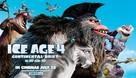 Ice Age: Continental Drift - British Movie Poster (xs thumbnail)
