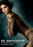 """Blindspot"" - DVD movie cover (xs thumbnail)"