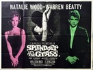 Splendor in the Grass - British Movie Poster (xs thumbnail)