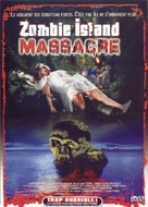 Zombie Island Massacre - French DVD cover (xs thumbnail)