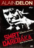 Mort d'un pourri - Slovak DVD cover (xs thumbnail)
