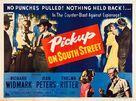 Pickup on South Street - British Movie Poster (xs thumbnail)