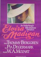 Elvira Madigan - Danish Movie Poster (xs thumbnail)