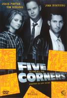 Five Corners - German Movie Cover (xs thumbnail)