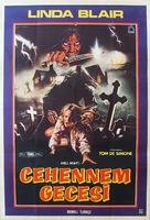 Hell Night - Turkish Movie Poster (xs thumbnail)