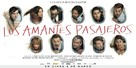 Los amantes pasajeros - Spanish Movie Poster (xs thumbnail)