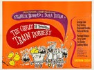 The Great St. Trinian's Train Robbery - British Movie Poster (xs thumbnail)