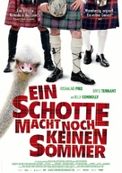 What We Did on Our Holiday - German Movie Poster (xs thumbnail)