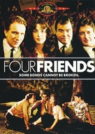 Four Friends - DVD cover (xs thumbnail)