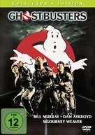 Ghost Busters - German DVD cover (xs thumbnail)