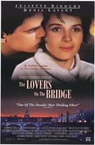 Les amants du Pont-Neuf - Movie Poster (xs thumbnail)