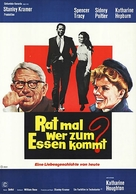 Guess Who's Coming to Dinner - German Movie Poster (xs thumbnail)