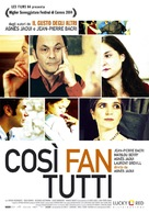 Comme une image - Italian Movie Poster (xs thumbnail)