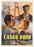 Casque d'or - Italian Movie Poster (xs thumbnail)