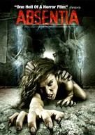 Absentia - DVD cover (xs thumbnail)
