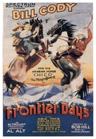 Frontier Days - Movie Poster (xs thumbnail)