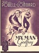 My Man Godfrey - poster (xs thumbnail)