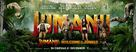 Jumanji: Welcome To The Jungle - Malaysian Movie Poster (xs thumbnail)