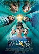 A Wrinkle in Time - French Movie Poster (xs thumbnail)