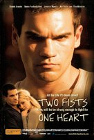 Two Fists, One Heart - New Zealand Movie Poster (xs thumbnail)