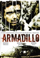 Armadillo - Dutch DVD cover (xs thumbnail)