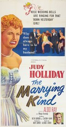 The Marrying Kind - Movie Poster (xs thumbnail)