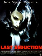 The Last Seduction - French Movie Poster (xs thumbnail)