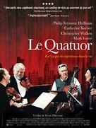 A Late Quartet - French Movie Poster (xs thumbnail)