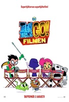 Teen Titans Go! To the Movies - Swedish Movie Poster (xs thumbnail)