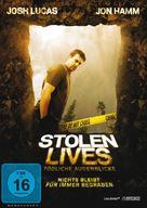 Stolen Lives - German DVD movie cover (xs thumbnail)