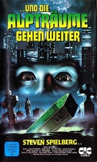 """""""Night Gallery"""" - German VHS movie cover (xs thumbnail)"""