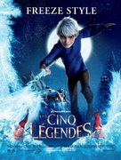 Rise of the Guardians - French Movie Poster (xs thumbnail)
