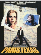 Paris, Texas - Video release movie poster (xs thumbnail)