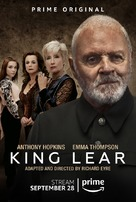King Lear - Movie Poster (xs thumbnail)