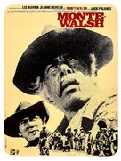 Monte Walsh - French Movie Poster (xs thumbnail)