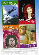 Waking Life - German Movie Poster (xs thumbnail)