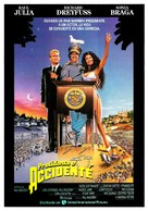 Moon Over Parador - Spanish Movie Poster (xs thumbnail)
