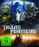 Transformers - German Blu-Ray movie cover (xs thumbnail)