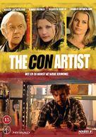 The Con Artist - Danish DVD cover (xs thumbnail)