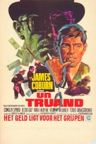 Dead Heat on a Merry-Go-Round - Belgian Movie Poster (xs thumbnail)