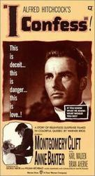 I Confess - Movie Poster (xs thumbnail)