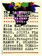 Muerte de un burócrata, La - Spanish Movie Poster (xs thumbnail)
