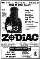 The Zodiac Killer - Movie Poster (xs thumbnail)