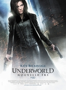 Underworld: Awakening - French Movie Poster (xs thumbnail)