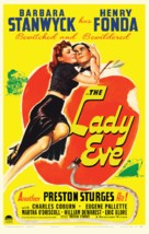 The Lady Eve - poster (xs thumbnail)